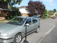 reduced ist person with 350 renault megane diesel unwanted part x tp clear