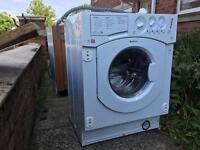 Washing Machine & Dishwasher (integrated)