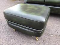 Thomas Lloyd chesterfield stool (delivery available)