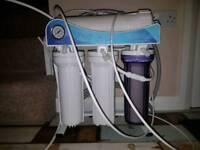 CHEAP !! 400gpd RO system window cleaning , aquarium etc