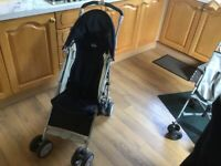 Pushchair . Chicco