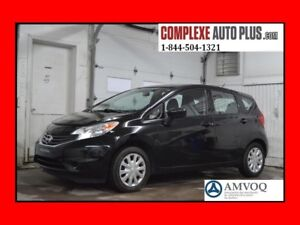 2015 Nissan Versa Note S *A/C,Bluetooth
