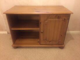 Pine Cupboard / Display / TV Unit