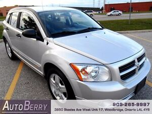 2008 Dodge Caliber SXT *** Certified and E-Tested *** $4,299
