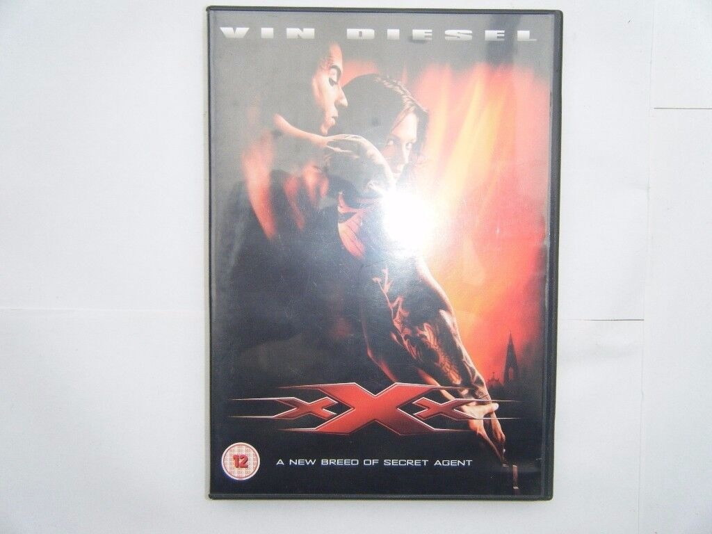 X. DVD. Used in good condition