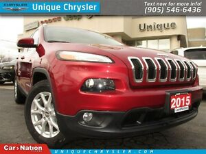 2015 Jeep Cherokee North | 4X4 | BEAUIFUL INTERIOR | HEATED SEAT