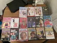 Range of DVD's