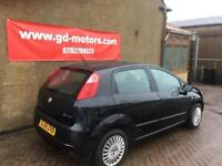FIAT PUNTO 1.2 ACTIVE (2008) 1 YEAR MOT , WARRANTY NOT CORSA CLIO POLO 207 MICRA FIESTA