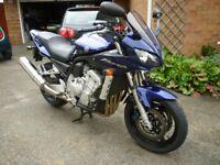 Yamaha Fazer FZS 1000 6K miles only £3495 ono