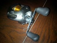 Shimano Curado 201 DPV baitcasting reel (Made in Japan)