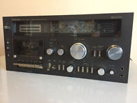 TECHNICS SA-370S stereo receiver integrated amplifier and cassette