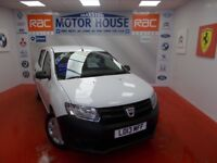 Dacia Sandero ACCESS(GREAT VALUE)FREE MOT'S AS LONG AS YOU OWN THE CAR!!! (white) 2013