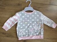 Baby clothes new and used 3-6 months