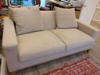 Lombok sofa, cost 1800 2.5 yrs ago, v nice and comfortable
