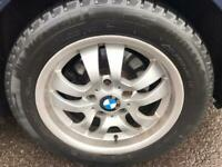 "16"" BMW Alloy wheels & Michelin winter tyres"