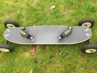 EXIT MOUNTAIN BOARD 100cm deck
