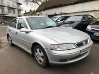 VAUXHALL VECTRA 1.8 LS 2000 AUTOMATIC 2000 VERY CLEAN FULL HISTORY DRIVES WELL