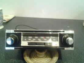 Classic Car Radio Motorola 125