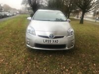 Toyota Prius 1.8 VVT-i Hybrid T Spirit CVT PCO Registered £5350