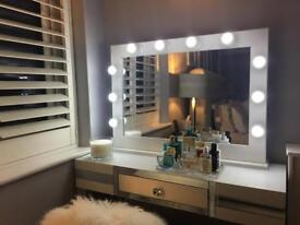 Hollywood Makeup Mirrors - Cheapest in UK - Delivery all over UK