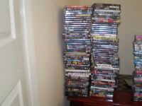 100 DVD,S, ACTION, THRILLER AND HORROR