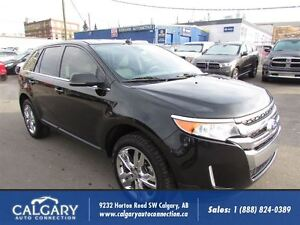 2014 Ford Edge LIMITED/AWD/NAVIGATION/LEATHER