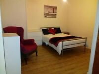 Spacious double studio flat available in Leeds, St Ives Grove, Armley. All Bills Inc.