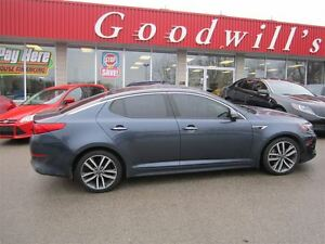2014 Kia Optima SX Turbo! NAVI! SUNROOF!