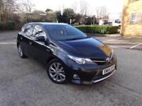 Toyota Auris Excel VVT-I 5dr (black) 2014