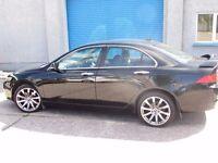 Honda Accord 2004 2.2 Cdti SPORT Black Great condition, Drives Amazing-Genuine Sale