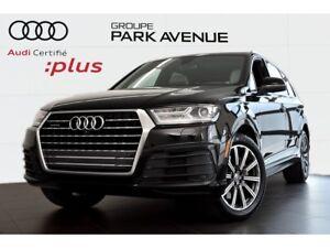 2017 Audi Q7 3.0T Progressiv