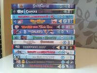 I have for sale 13dvds for children ,all in good condition ,..