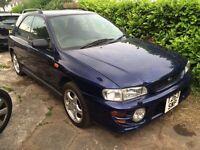 1999 suburu Impreza sport awd, spares or repairs Bargain
