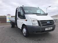 Ford Transit Pick Up excellent condition NO VAT