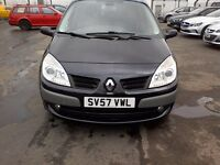 ***7 SEATER***2007 RENAULT G - SCENIC DYN S7 DCI 1.9 L DIESEL***6 SPEED GEARBOX***MUST BE SEEN***