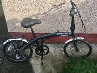 Carrera Intercity Folding Bike
