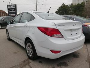 2015 Hyundai Accent GLS 4-Door 6A Cambridge Kitchener Area image 4