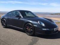 Porsche Carrera 911 - 12 Months Mot