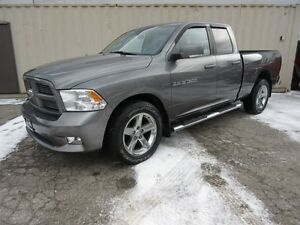 2012 Ram 1500 Sport - TRAILER TOW GROUP/PWR DRIVER SEAT