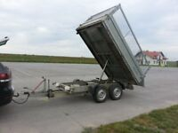 2014 TIPPING TRAILER 3.5 TON 6/10 foot