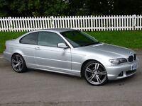 2005 (55) BMW 3 Series 2.0 320Cd SE | DIESEL | FULL SERVICE HISTORY | LONG MOT |