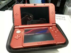 Nintendo NEW 3DS Console RED. We Sell Used Video Games. Get a Deal at Busters Pawn (#45747)