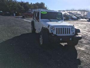 2014 Jeep Wrangler SPORT 4X4  TOUT ÉQUIPÉE