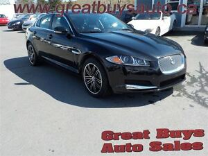 2013 Jaguar XF 3.0L SUPERCHARGED