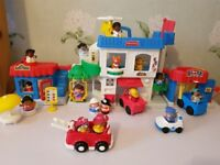 Bundle of Fisher Price Toys 4 Sets