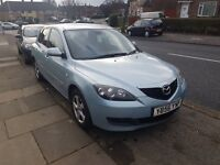 Mazda3 for sale,No M.O.T £700 or sensible offers.