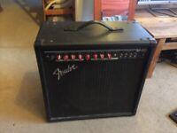 Fender M80 Vintage '80s US-Made Guitar Amplifier. Good condition.