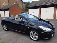 Peugeot 307 convertible automatic petrol not 206 automatic peugeot 308 convertible renault ford car