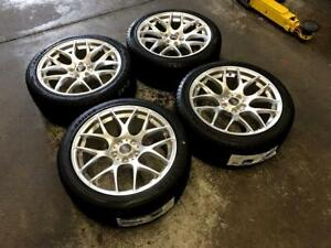 18 VMR WHEELS 5x112 and SAILUN ICE BLAZER WINTER TIRES 245/40R18 (AUDI CARS) Calgary Alberta Preview