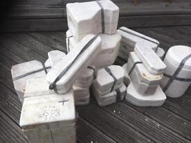 20 Ceramic Slip Molds